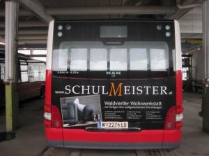 Buswerbung Wien3