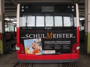 Buswerbung Wien4