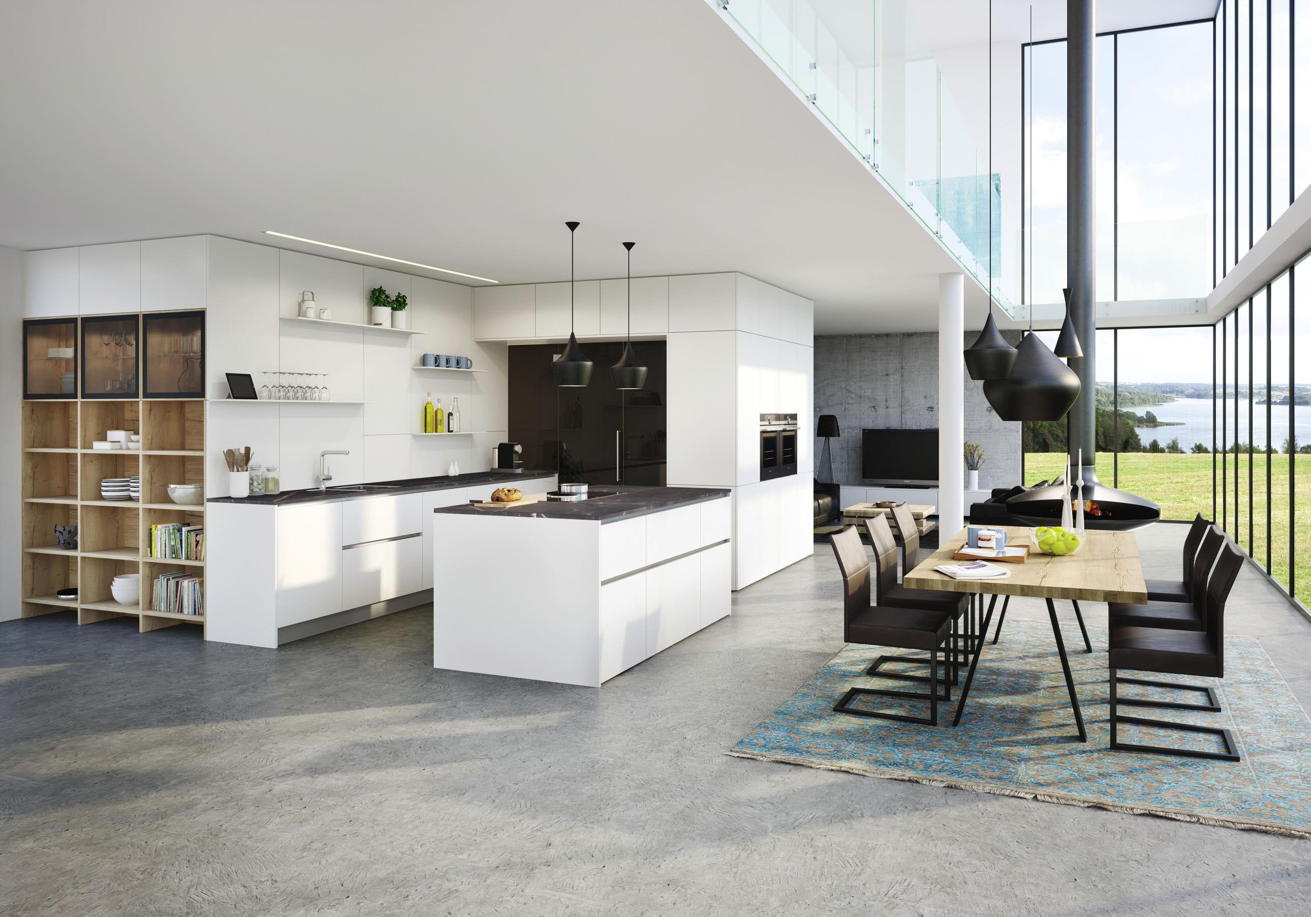 EWE Küche nanoo