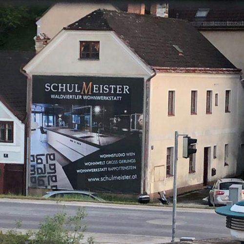 Plakatwand Zwettl